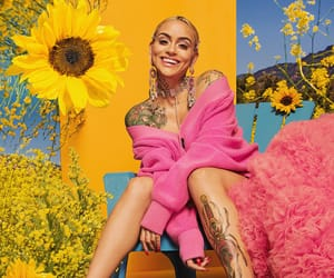 bright, Tattoos, and paper mag image