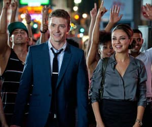 friends with benefits, Mila Kunis, and justin timberlake image