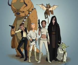 avatar, star wars, and aang image