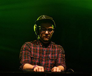 dj, dieselboy, and drum and bass image