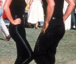grease, Sandy, and John Travolta image