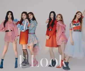 kpop, (g)i-dle, and girls image