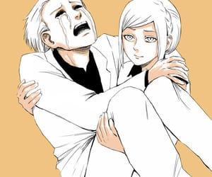 akira, naki, and tokyo ghoul image