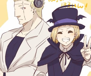 naki, tokyo ghoul, and jason image