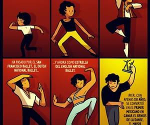 ballet, mexico, and danseur image
