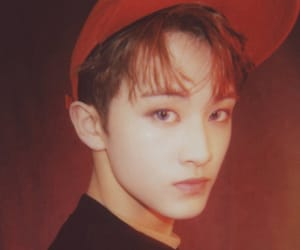 kpop, mark, and concept photo image