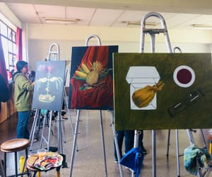 art, guatemala, and comida image