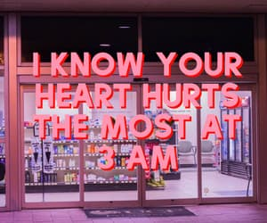 heartache, heartbreak, and Lyrics image