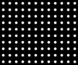 black, chicle, and dots image