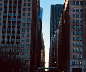 chicago, city girl, and city image