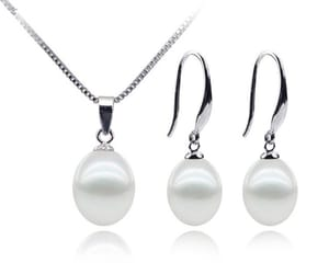 real pearl necklace image