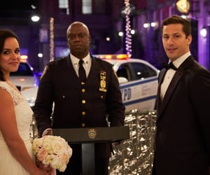 wedding, brooklyn nine nine, and bb9 image