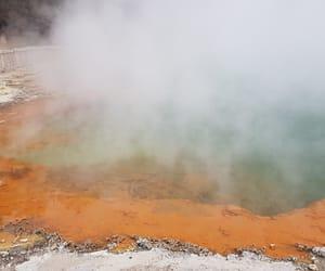 nature, thermal, and wai o tapu image