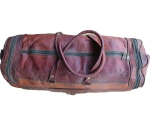 fashion, vintage leather bags, and online leather bags image