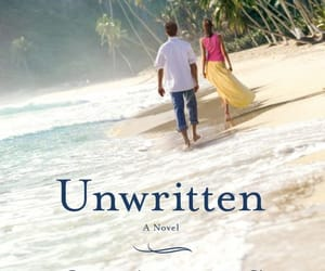author, unwritten, and book image