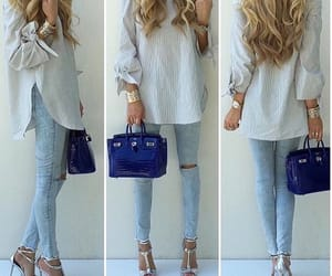 clothes, moda, and outfit of the day image