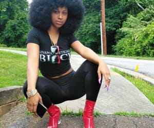 Afro, goals, and beautiful image