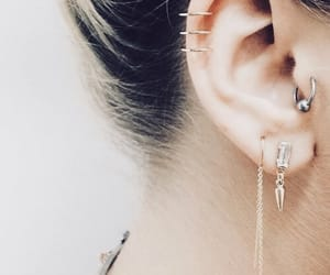 earring, jewel, and photography image