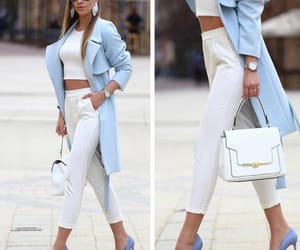 blue, fashion, and shoes image