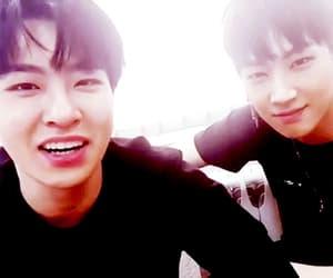 gif, JB, and youngjae image