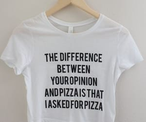 pizza, style, and funny image
