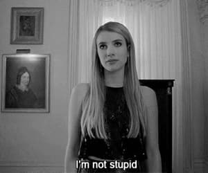 ahs, american horror story, and emma roberts image