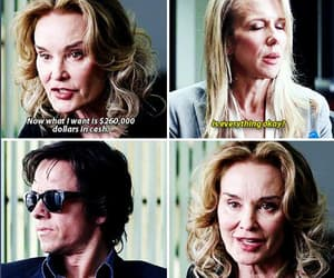 jessica lange, mark wahlberg, and the gambler image