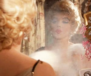 gif, Marilyn Monroe, and the prince and the showgirl image