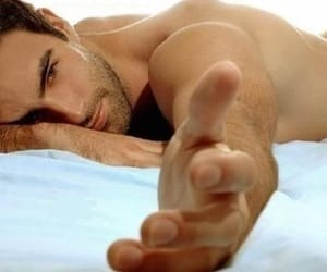 hot guy, Hottie, and male model image