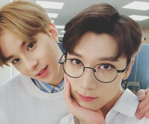 nct, ten, and jungwoo image