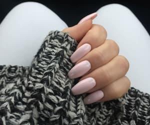 girl, indigo, and nail image