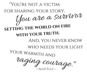 abuse, courage, and truth image