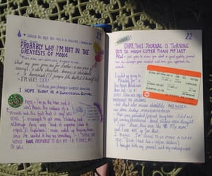 art journal, art journaling, and thejournalclub image