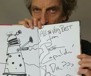 actor, doctor who, and the doctor image