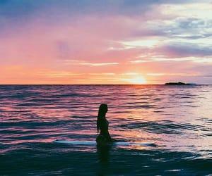 blue, paradise, and peaceful image