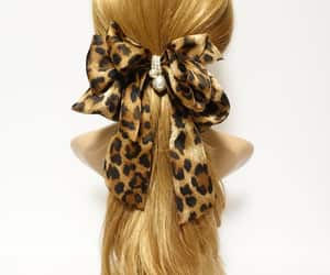 gift, hairbow, and bowbarrette image