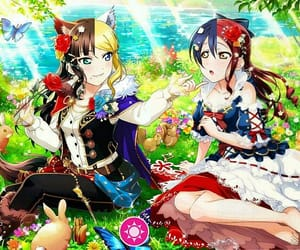 snow white, anime girls, and love live image