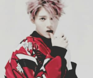 boy, chinese, and luhan image