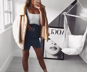 fashion, inspiration, and ootd tumblr image