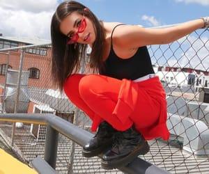 black, blogger, and fashion image