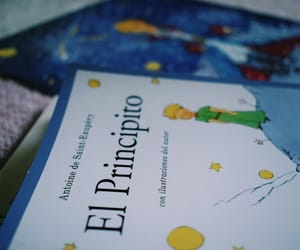 books, the little prince, and le petit prince image
