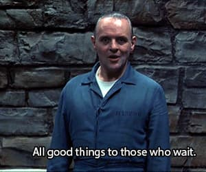 gif, anthony hopkins, and the silence of the lambs image