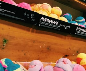lush, shopping, and store image