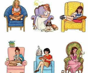 book, read, and reader image