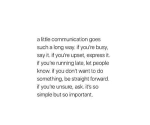 be yourself, communication, and feelings image