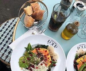 avocado, baguette, and breakfast image