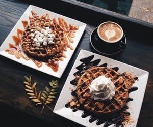 caramel, food, and tumblr image