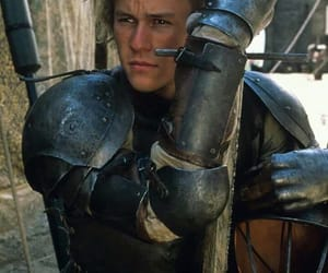 heath ledger and knight image