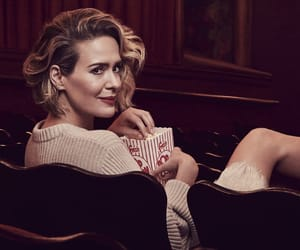 celebrities, actors & actress, and sarah paulson image