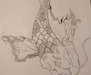 draw, drawing, and tattoo design image